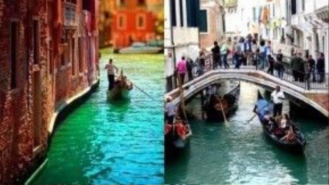 Venice, Italy: Chèo thuyền giữa Venice có luôn được thơ mộng như những khung hình?