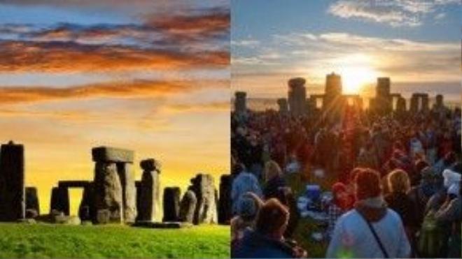 Stonehenge, Anh: Ngắm hoàng hôn bên Stonehenge vắng vẻ là điều không phải ai cũng may mắn được trải nghiệm.
