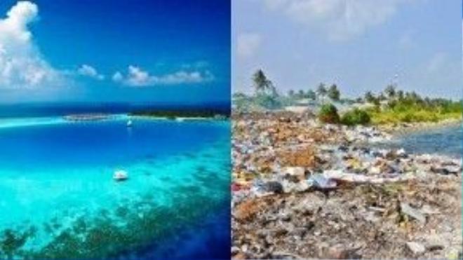 Maldives: Một góc khác của thiên đường nơi hạ giới.