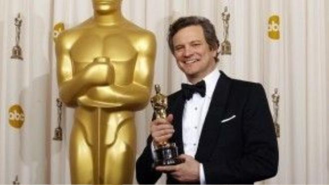 """Những lời đầu tiên ngay khi Colin Firth bước lên nhận giải có chút lạ lùng: """"Tôi có cảm giác sự nghiệp của mình có chút lụi tàn"""". Đến tận bây giờ, chúng ta ai cũng thấy được cảm giác của tài tử đã không đúng."""