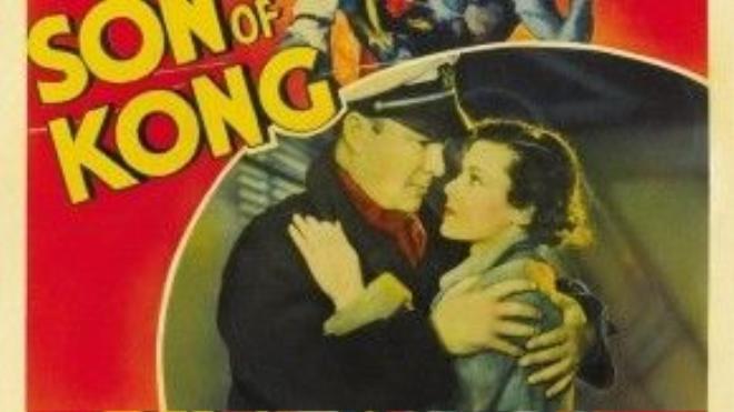 Hình ảnh quảng bá cho Son of Kong.