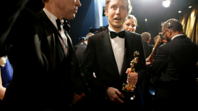 László Nemes có chiến thắng thuyết phục với bộ phim xúc động Son of Saul.