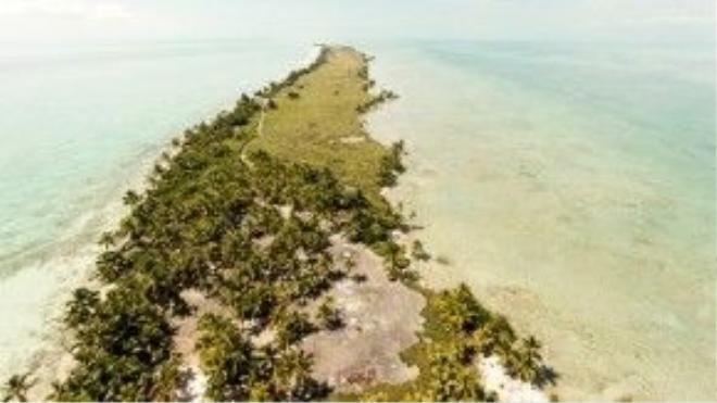 Ngoài ra, hòn đảo xinh đẹpvới diện tích hơn 42ha còn đang phải đối mặt với hiện tượng xói mòn.
