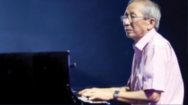 Nhạc sĩ Nguyễn Ánh 9 với những giai điệu Dương Cầm trứ danh.