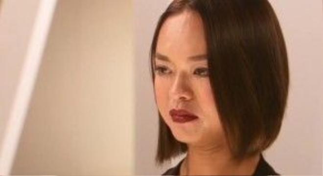 Mai Ngô đã khóc rất nhiều ở tập 3, sau màn makeover và đánh giá loại có phần nặng lời từ ban giám khảo