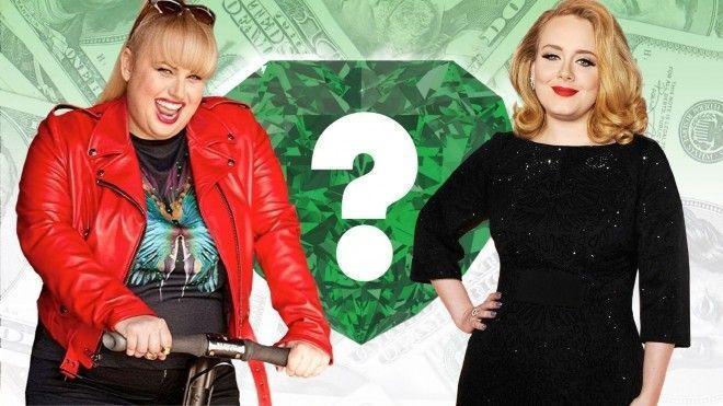 Adele nổi giận với Rebel Wilson: Không phải cứ béo là vào vai tôi được ảnh 1