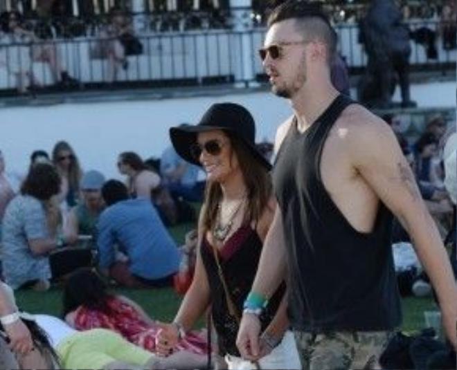 Sao nữ Glee - Lea Michele và bạn trai