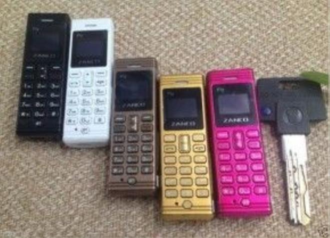 """Những chiếc điện thoại lý tưởng cho tội phạm cất giấu trong những ngày """"bóc lịch""""."""