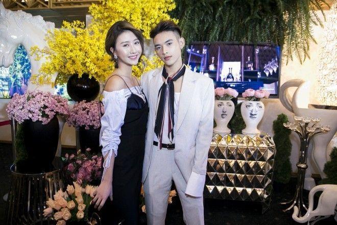 Quỳnh Anh Shyn mặc váy nội y diễn cực sâu bên hotboy Dương Minh Tuấn ảnh 0