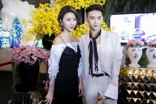 Quỳnh Anh Shyn mặc váy nội y diễn cực sâu bên hotboy Dương Minh Tuấn ảnh 1