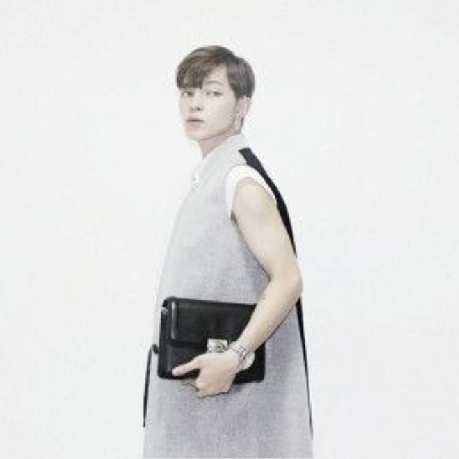 Tình cờ nhờ chiếc túi Gucci mình chụp mà Kelbin có cơ hội làm việc với dự án Gucci Tian lần này.