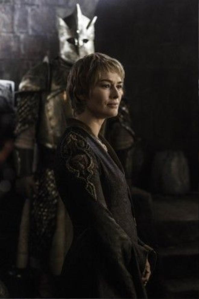 Thái hậu Cersei đang quyết tâm trả thù những kẻ đã hạ nhục và giết con gái bà.