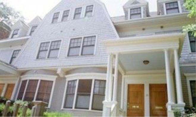 Ngôi nhà mà gia đình điệp viên Nga từng sống ở Mỹ
