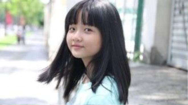 Lâm Thanh Mỹ là gương mặt diễn viên nhí ấn tượng, được nhiều khán giả yêu thích.