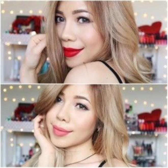 Chang đã trải nghiệm với make up trong 5 phút và thành công, hãy học hỏi cách make up như cô ấy.