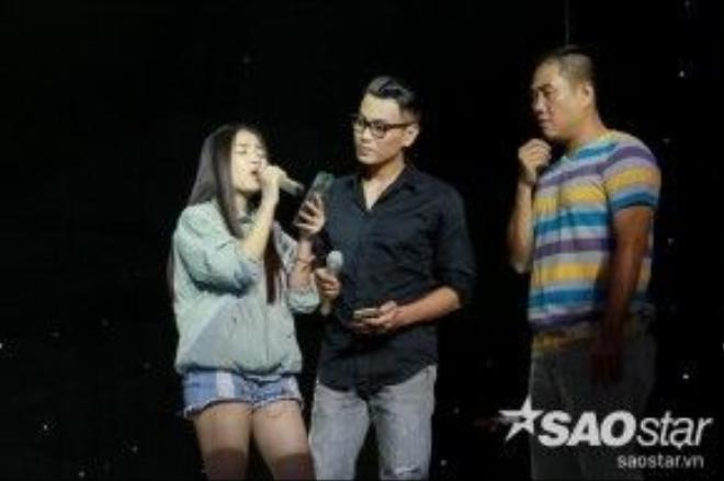 Bên cạnh đó, Trần Hằng và Phúc Lâm, cặp đôi từng song ca trong đêm Liveshow 2 sẽ tiếp tục mang đến một ca khúc tình tứ trong đêm Chung kết này.