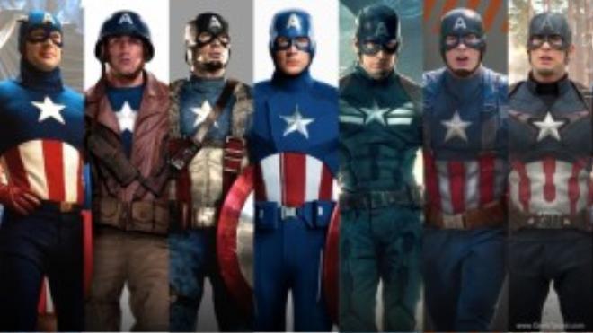 Những trang truyện tiếp theo sẽ tập trung vào tương lai của chàng Cap, chứ không phải quá khứ của anh