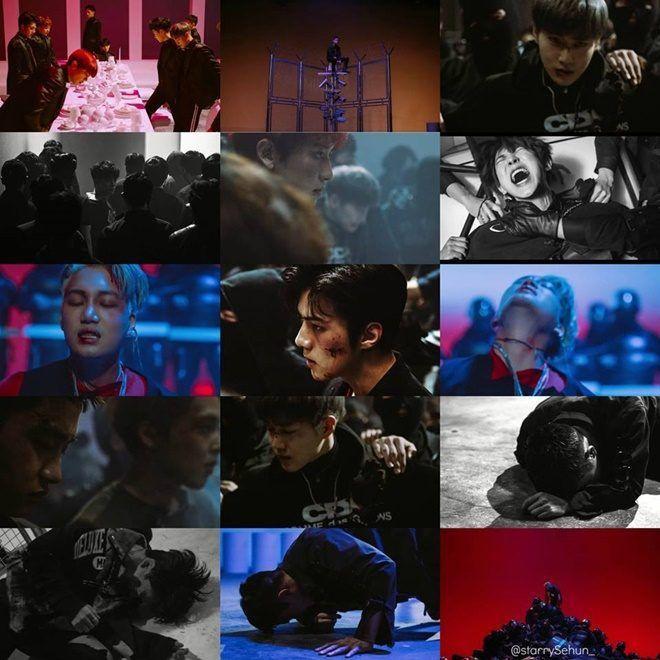 Vừa ra mắt, MV teaser 'máu me' của EXO đã làm nghẽn kênh Youtube nhà SM ảnh 0
