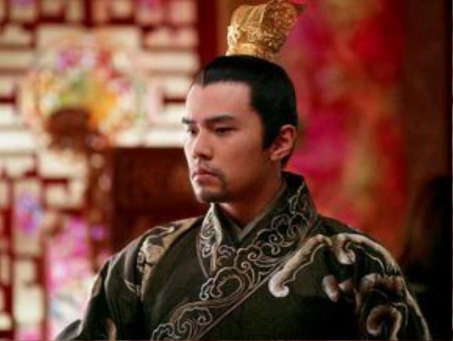 Sở hữu đôi mắt một mí, Jay Chou thật sự không thích hợp để có thể đóng phim cổ trang.