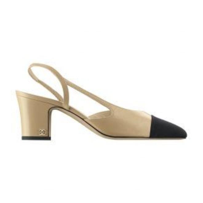Thiết kế giày kinh điển của Chanel