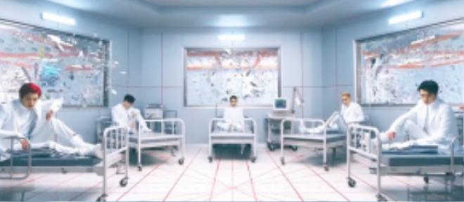 Concept hình ảnh trong MV Lucky One