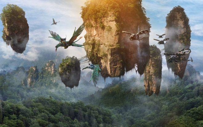 Avatar 2: Loạt ảnh hậu trường tiết lộ tàu thuỷ 'siêu to khổng lồ'! ảnh 4
