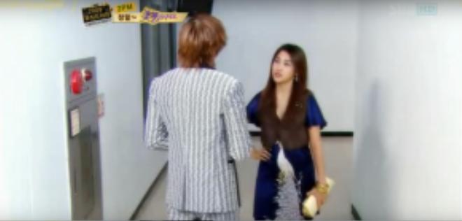 Người tình Gyuri (KARA) của trưởng nhóm Hwang Tae Kyung ( Nichkhun).
