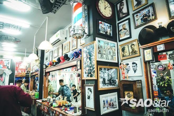 Liêm Barber Shop  tiệm cắt tóc chất nhất Sài Gòn, bạn đã biết chưa? ảnh 0