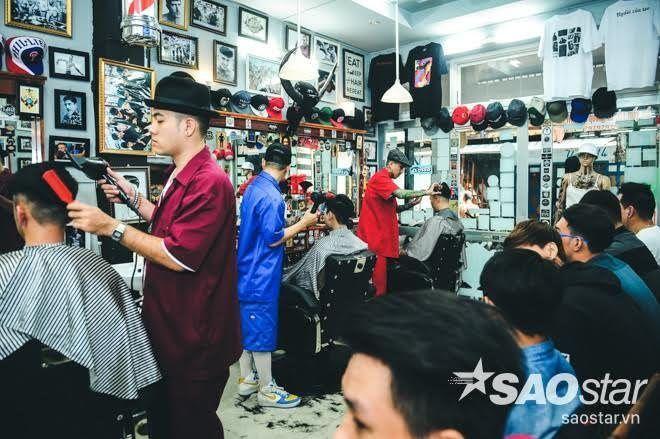 Liêm Barber Shop  tiệm cắt tóc chất nhất Sài Gòn, bạn đã biết chưa? ảnh 8