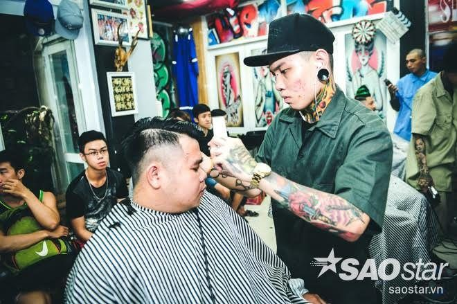 Liêm Barber Shop  tiệm cắt tóc chất nhất Sài Gòn, bạn đã biết chưa? ảnh 10