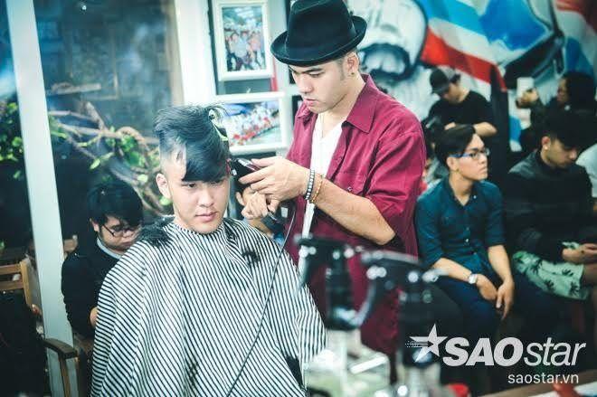 Liêm Barber Shop  tiệm cắt tóc chất nhất Sài Gòn, bạn đã biết chưa? ảnh 12