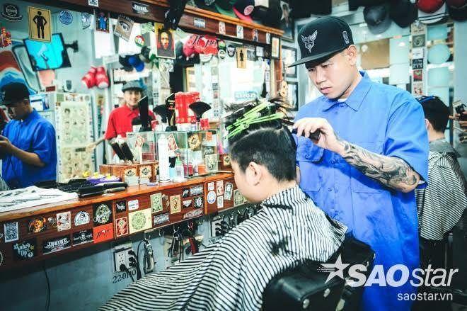 Liêm Barber Shop  tiệm cắt tóc chất nhất Sài Gòn, bạn đã biết chưa? ảnh 14