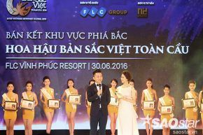 MV Hạnh Phúc và Hoa hậu Thân thiện Dương Mỹ Linh.