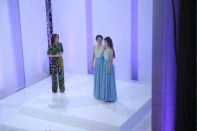Kết quả cuối cùng, giữa hai thí sinh Bảo Ngọc (team Lan Khuê) và Chúng Huyền Thanh (team Hồ Ngọc Hà), Phạm Hương quyết định loại Bảo Ngọc.