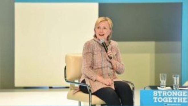 Cựu Ngoại trưởng Hillary