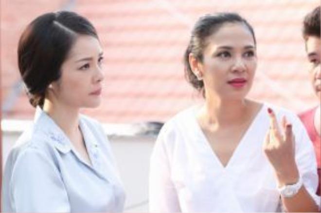 Dù đã qua thời kỳ thống trị màn ảnh rộng, song Việt Trinh bây giờ vẫn ghi dấu ấn với công việc đạo diễn.