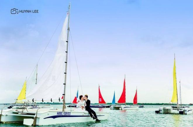 Tưởng Dubai, nào ngờ là bến du thuyền số dzách Việt Nam ảnh 8