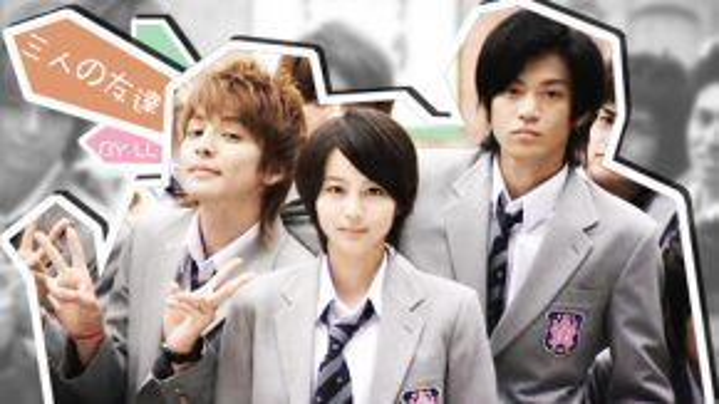 """""""Hana Kimi"""" của Nhật Bản cũng dành được sự quan tâm của đông đảo khán giả."""