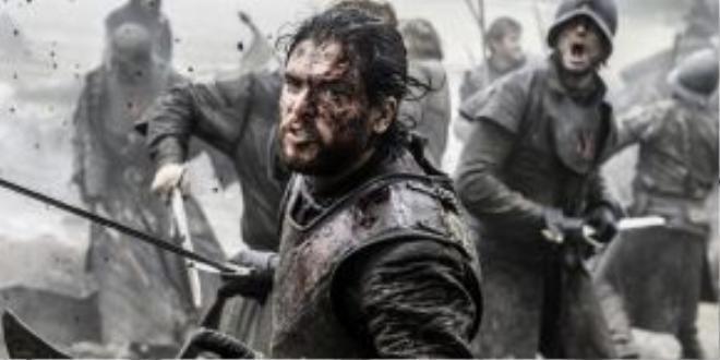 Chiến thắng oanh liệt của Jon Snow.