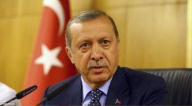 Tổng thống Thổ Nhĩ Kỳ Erdogan được cho là đang có lợi rất nhiều từ cuộc đảo chính vừa rồi
