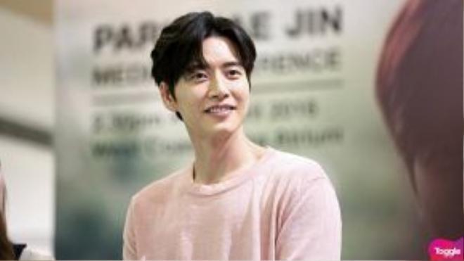 Park Hae Jin vừa mừng kỉ niệm 10 năm ra mắt vào tháng 4