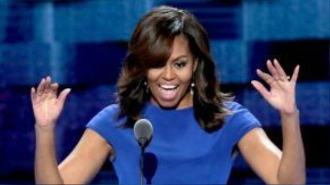 Đệ nhất phu nhân của nước Mỹ - bà Michelle Obama