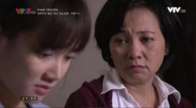 Lam đã thân thiết hơn với dì ghẻ.