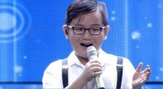 Dương Gia Kiệt, 10 tuổi đến từ Đà Nẵng.