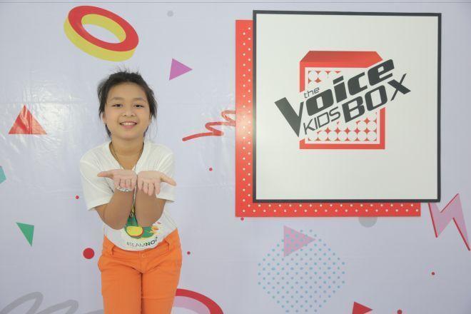 Mai Anh trở thành khách mời đặc biệt trong The Voice Kids Box tập 3.