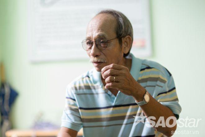 Chú Lê Hải Vũ, người sáng lập đồng thời cũng là Chủ nhiệm Câu lạc bộ Bắn súng Thể thao Sài Gòn.