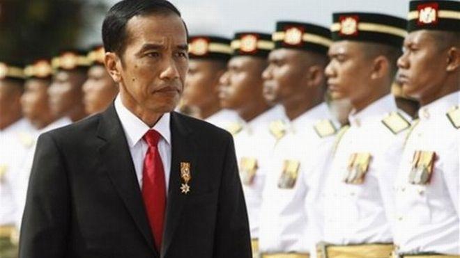 Indonesia đang có thấy một lập trường không ngại đối đầu với Trung Quốc trong vấn đề Biển Đông