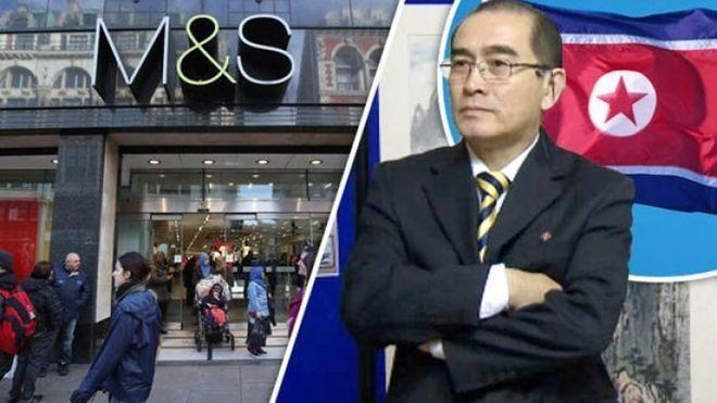 Phó đại sứ Triều Tiên tại Anh, ông Thae Yong-ho đào thoát sang Hàn Quốc ngày 17/8 bằng máy bay của CIA