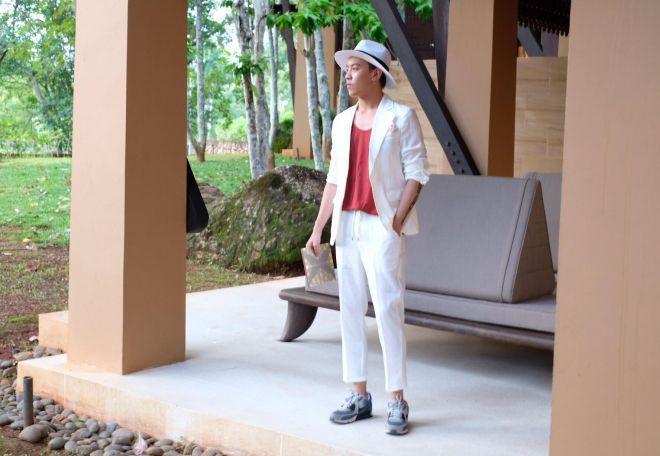 Các stylist Việt biến hóa trang phục thế nào chỉ với một signature item ảnh 2