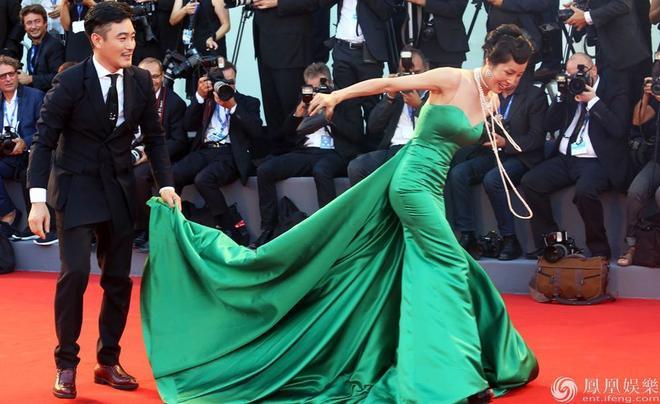Lương Kính Khả không phải là cái tên Hot khi đến với Liên hoan phim Venice 2016.
